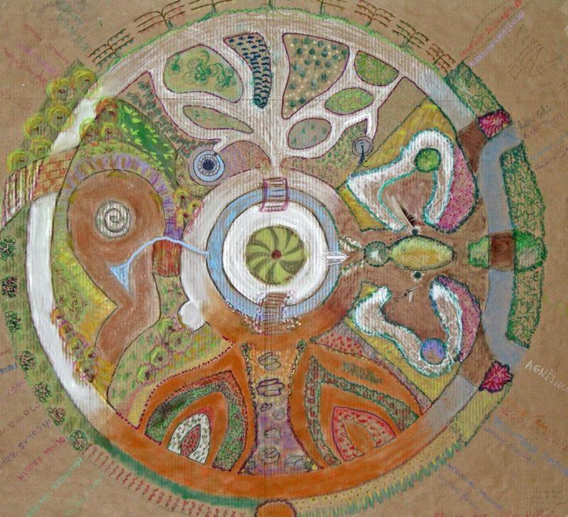 Stage Creer Son Jardin Mandala Esthetique Et Symbolique Les 11 Et