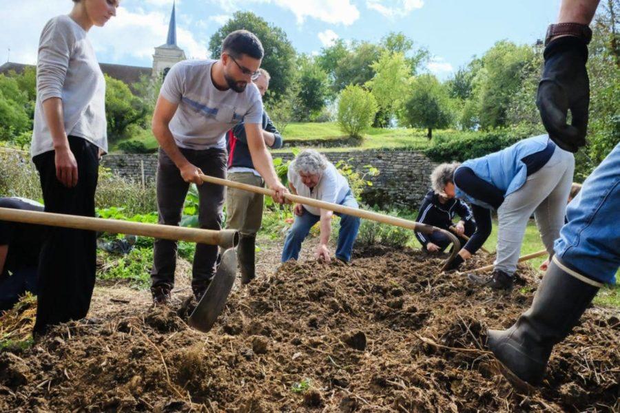 Stage Créer son jardin en permaculture : une semaine, Du lundi 13 au vendredi 17 septembre 2021.